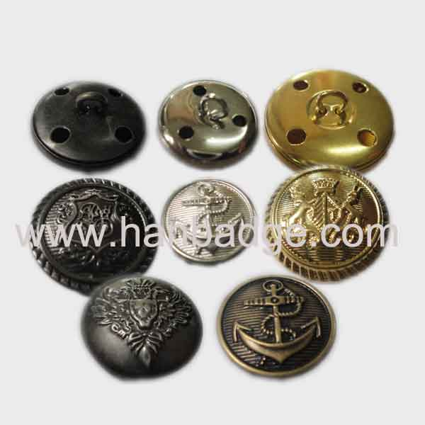military button 02