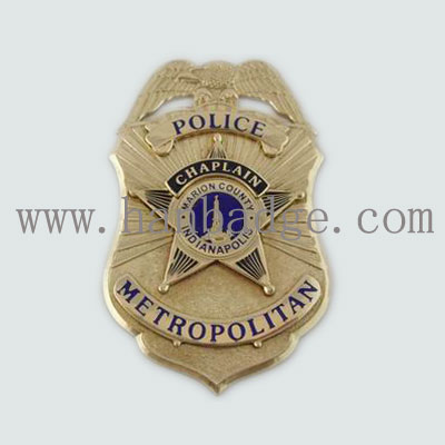 police badge 02