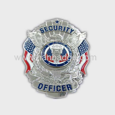police badge 04