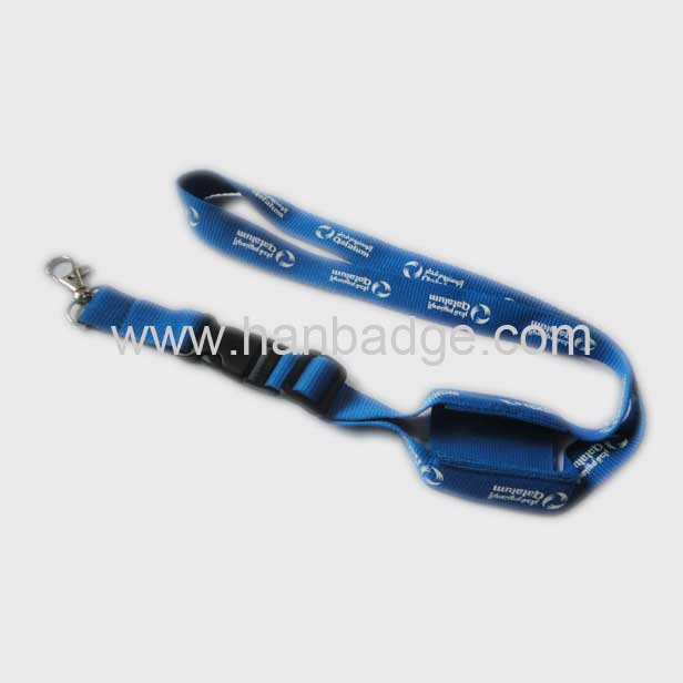 mobile holder lanyard
