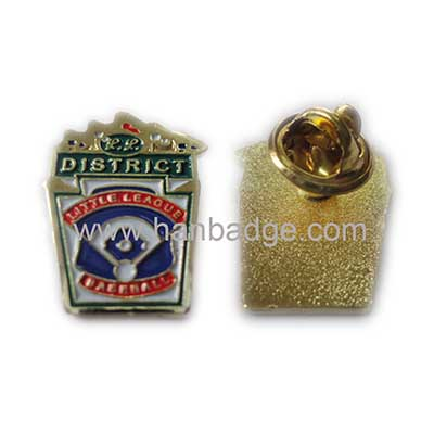 soft enamel badge 19