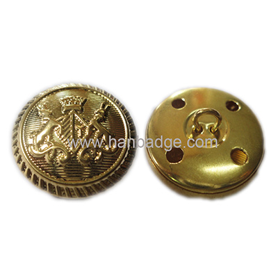 military button 04
