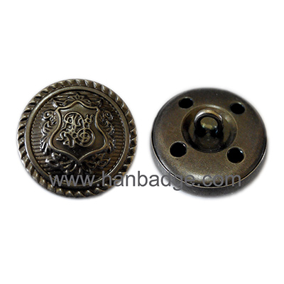 military button 08